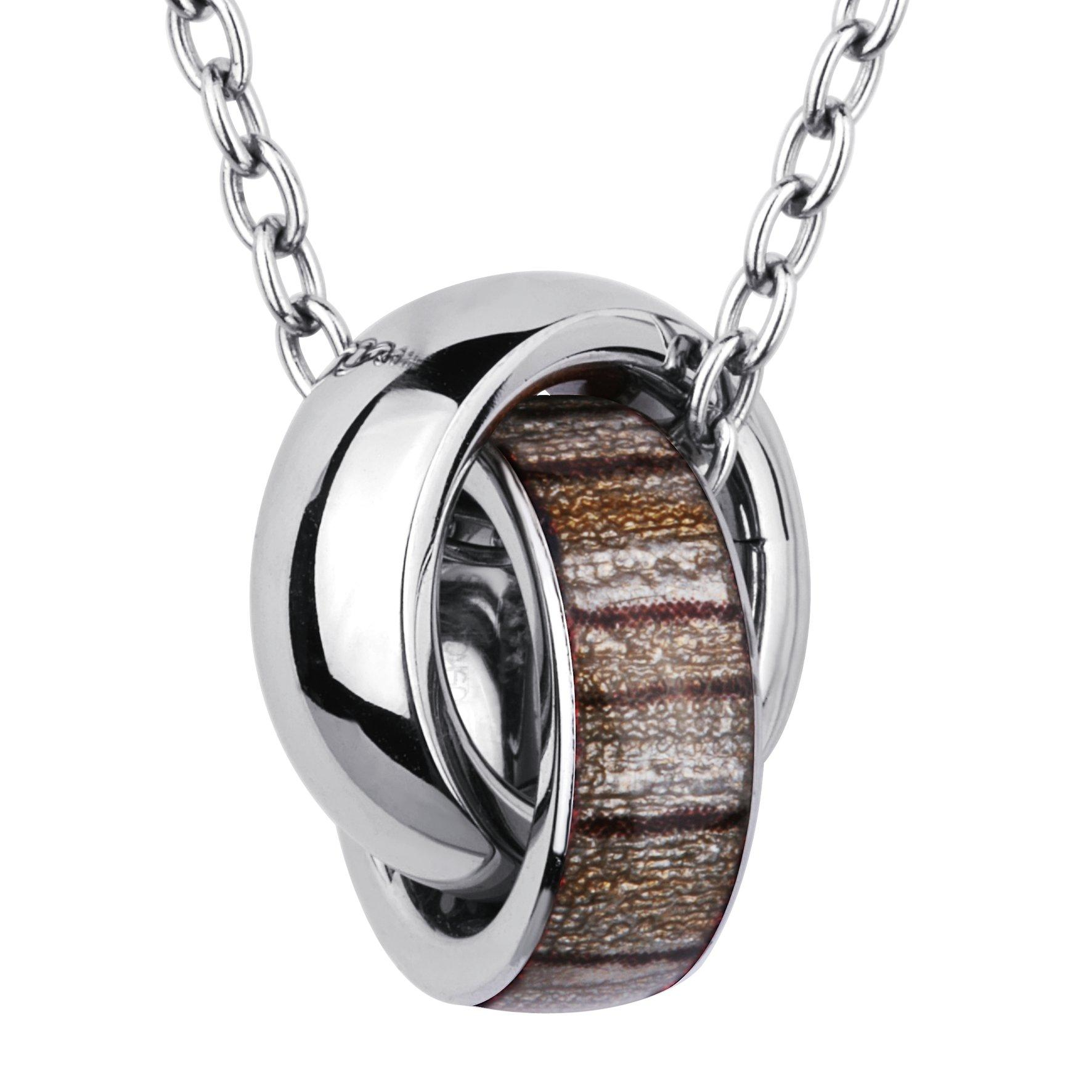 Stainless Steel Pendant *Jupiter* for women