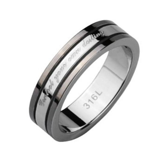 Stainless Steel Ring *Destiny*
