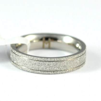 Stainless Steel Ring *Unbreakable* 4 mm