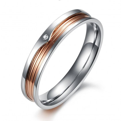 Stainless Steel Ring *Whisper*