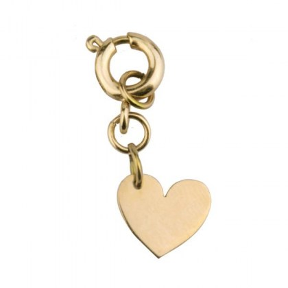 Stainles Steel Pendant / Charm gold