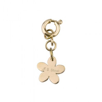 Stainless Steel Pendant / Charm gold