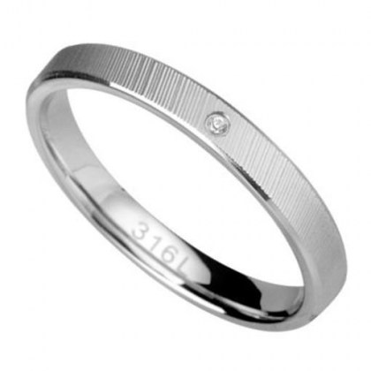 Stainless Steel Ring *Armonia*