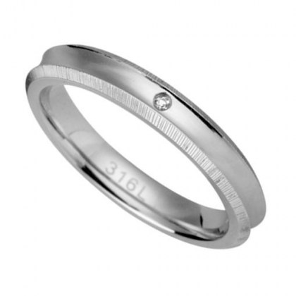 Stainless Steel Ring *Decisioni*