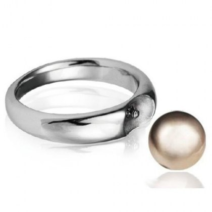 Stainless Steel Ring *Fascino*