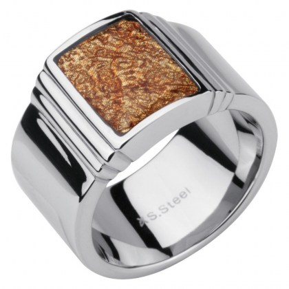 Stainless Steel Ring *Sun*