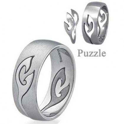 Stainless Steel Ring (cod.RSS238)