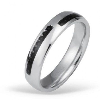 Stainless Steel Ring (cod.RSS451 STEEL)